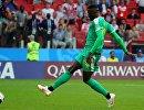 Полузащитник сборной Сенегала Мбай Ньянг