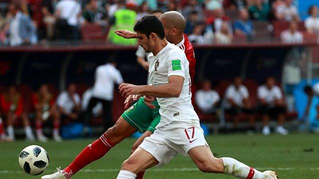 Полузащитник сборной Португалии Гонсалу Гедеш