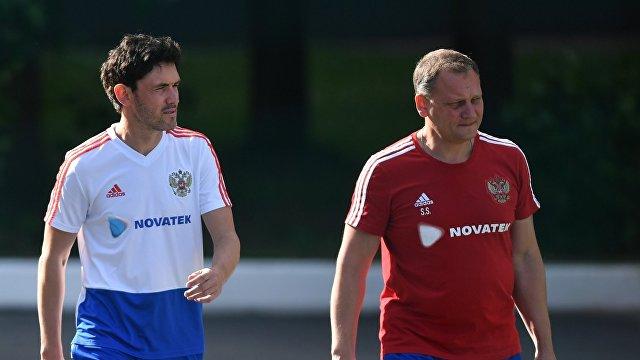 Слева: Юрий Жирков (Россия)