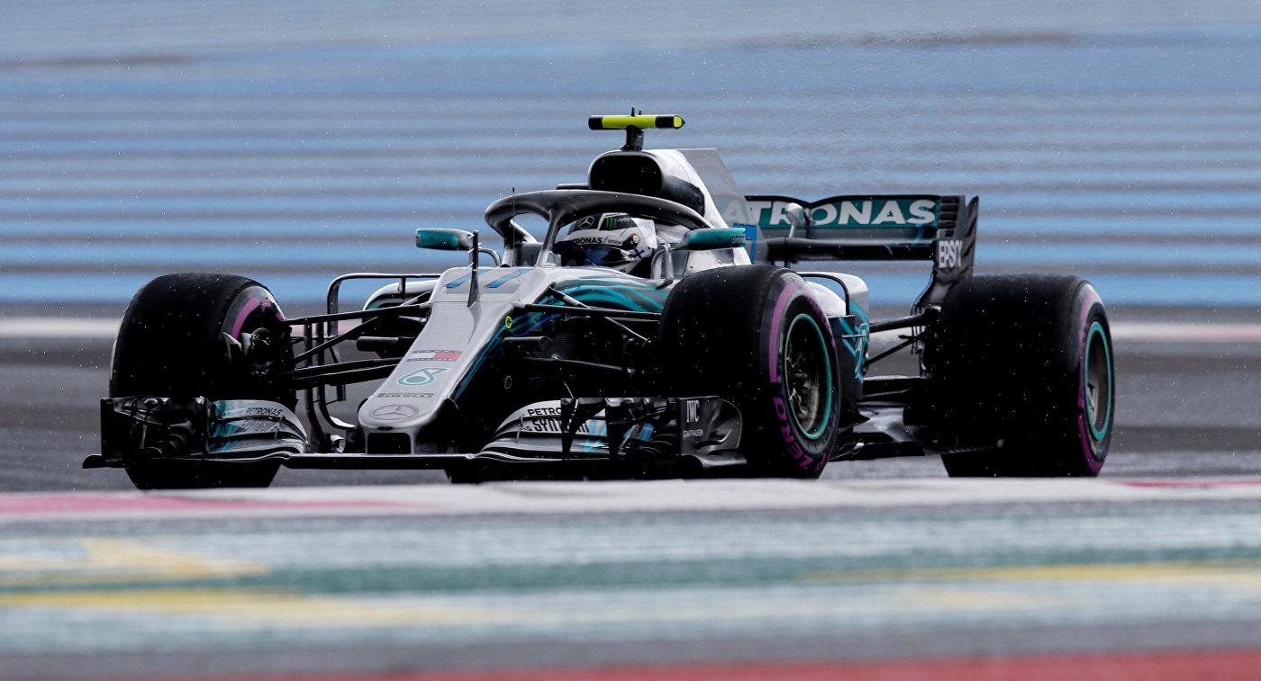 Хэмилтон выиграл квалификацию Гран-при Бразилии