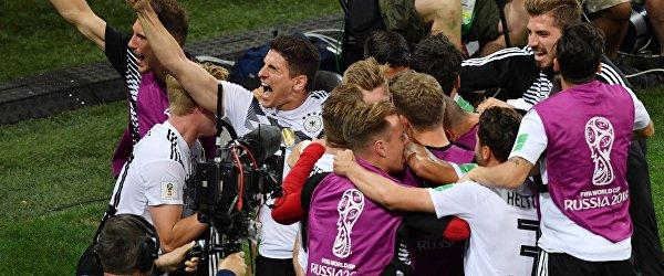 Игроки сборной Германии