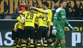 Игроки ФК Боруссия (Дортмунд)