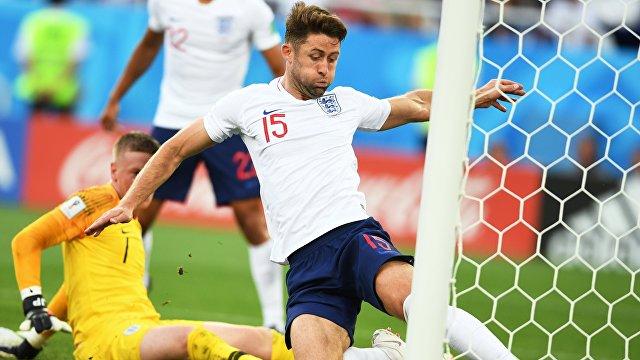 Защитник сборной Англии Гари Кэхилл