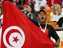 Болельщик сборной Туниса