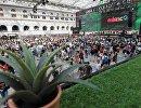 Мексиканский карнавал День мертвых в Москве