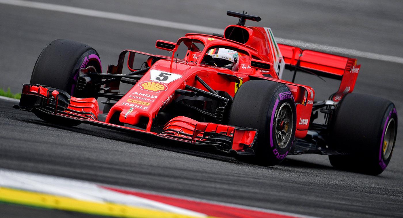 Формула 1.Гран-при Австрии. Гонка. Кто лучше