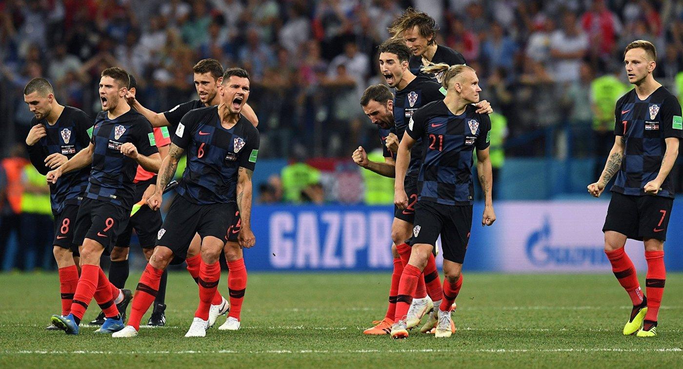 Cоперники России на Чемпионате мира по футболу в 2018 году