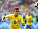 Бразильский полузащитник Филиппе Коутиньо