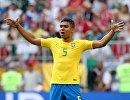 Полузащитник сборной Бразилии Каземиро