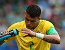 Бразильский защитник Тиаго Силва
