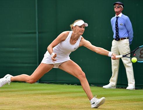 Макарова проиграла Цуренко на турнире WTA в Цинциннати