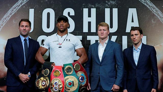 Не списывайте Поветкина: боксеры видят хорошие шансы у россиянина в бою с Джошуа