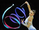 Евгения Канаева завоевала пятое золото ЧМ по художественной гимнастике