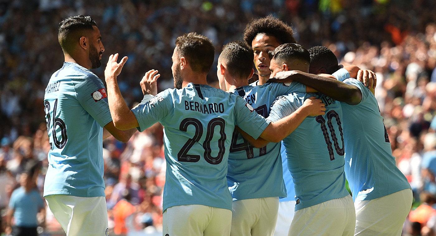 Чемпионат Англии: Манчестер Сити — Челси