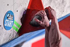 II этап Кубка мира по скалолазанию