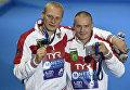 Илья Захаров и Евгений Кузнецов (слева направо)