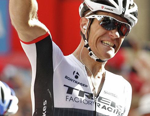 Бельгиец Стёйвен победил на четвертом этапе веломногодневки Binck Bank Tour