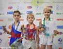 Первый гимнастический фестиваль Национальная лига гимнастики