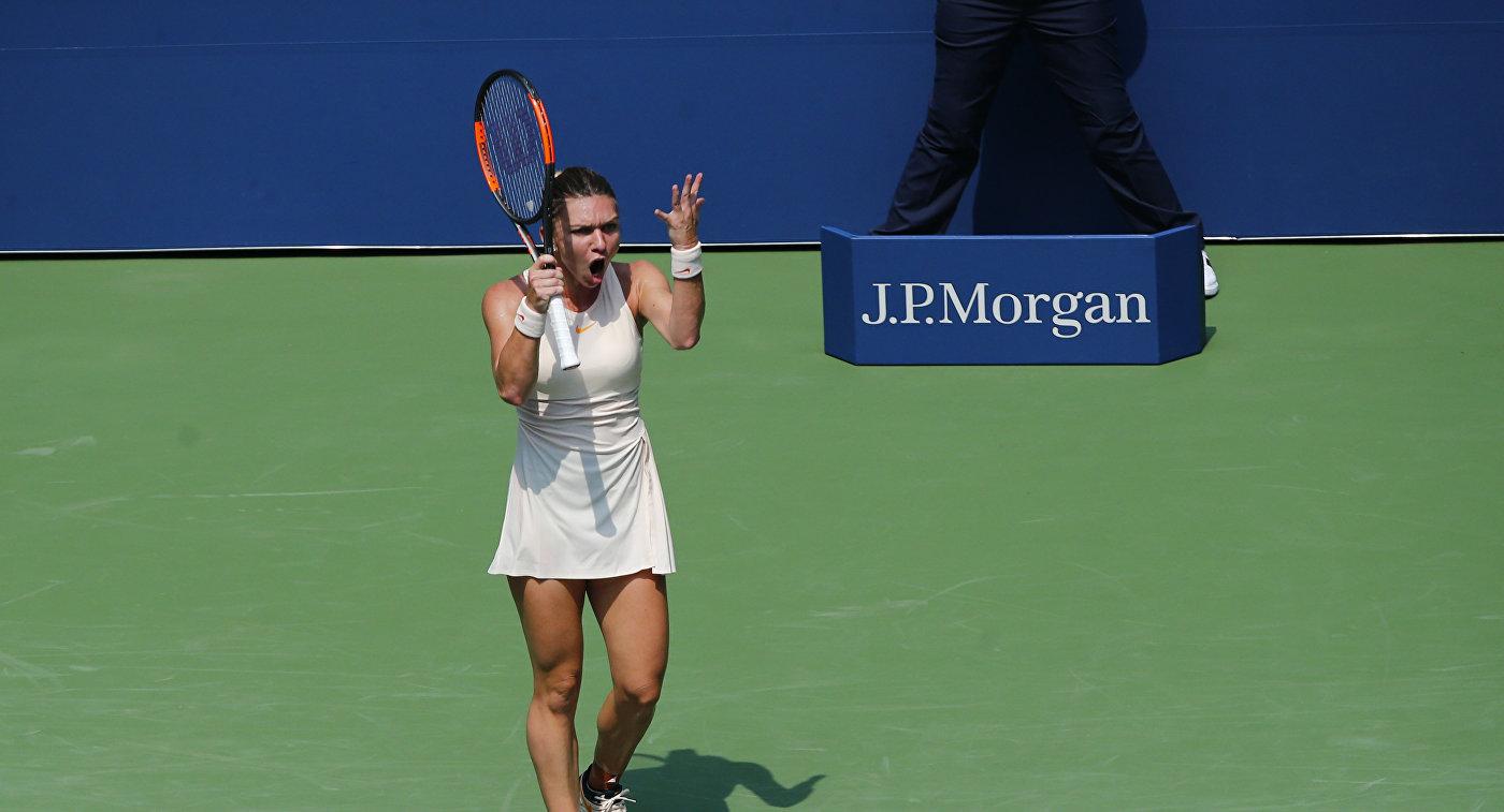 Халеп стала первой обладательницей трофея WTA, названного в честь Крис Эверт