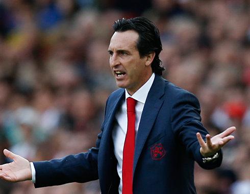 """Привет, это Унаи Эмери: тренер """"Арсенала"""" ответил на звонок с чужого..."""