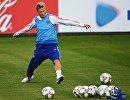 Защитник сборной России Егор Сорокин