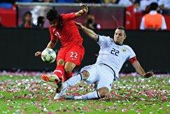 Футбол. Лига наций УЕФА. Матч Турция - Россия