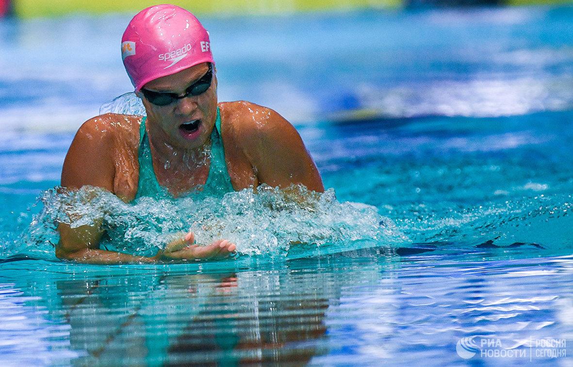 Девять российских пловцов поедут на этапы Кубка мира в Нидерландах и Венгрии