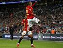 Эпизод матча Англия - Испания