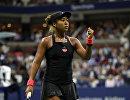 Японская теннисистка Наоми Осака в финале US Open
