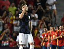 Эпизод матча Испания - Хорватия