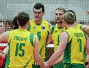 Волейболисты сборной Австралии