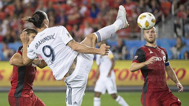 Златан Ибрагимович забивает 500-й гол в карьере