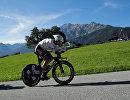 Немецкий велогонщик Тони Мартин на чемпионате мира по велоспорту на шоссе