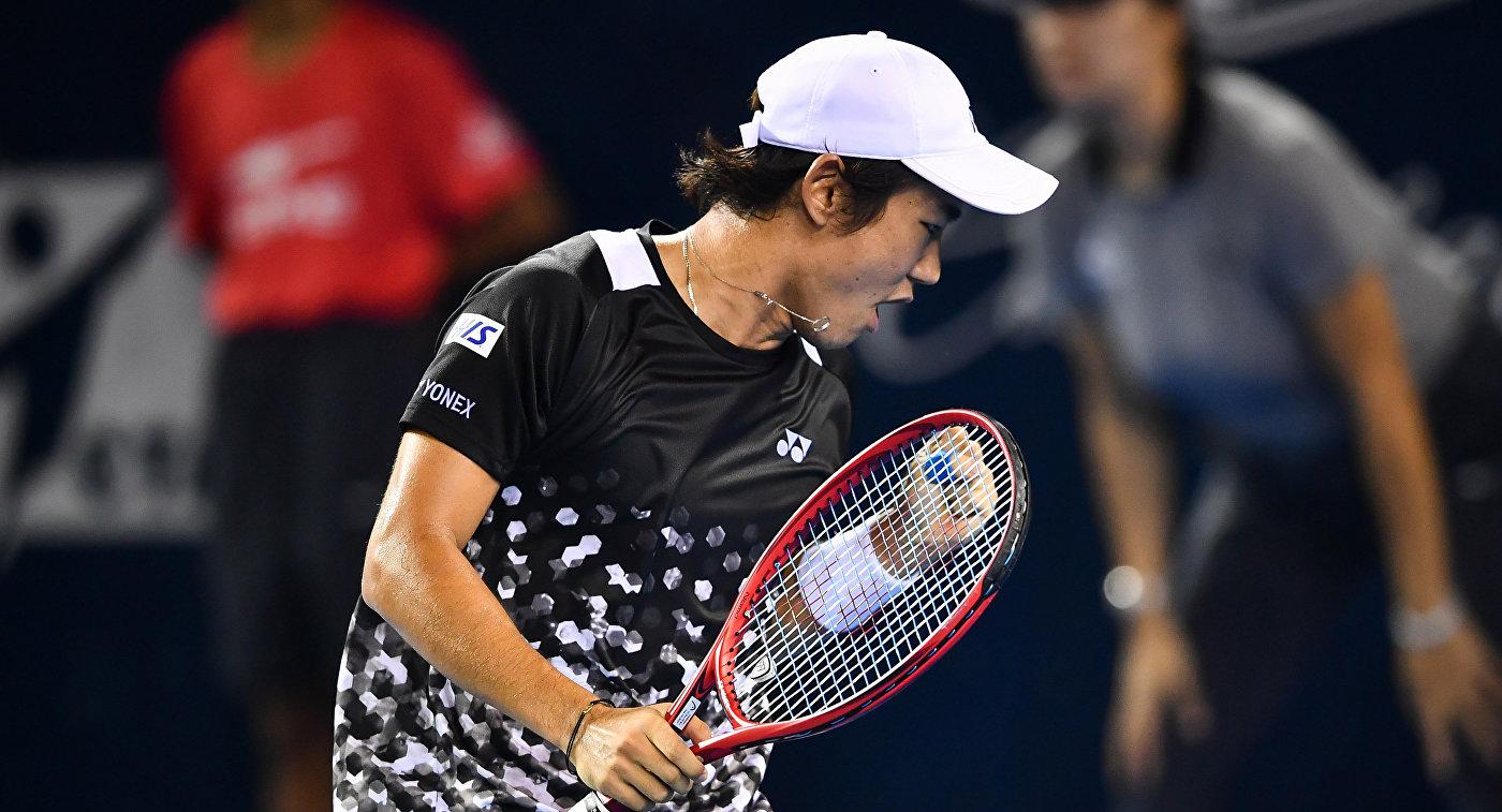 Японец Нисиока поднялся на 76 мест в рейтинге ATP