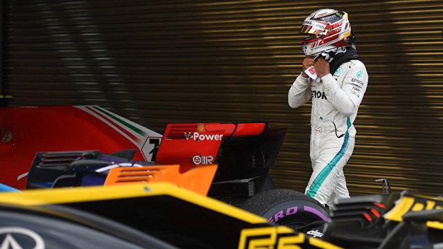 """Второй шанс Хэмилтона на досрочное чемпионство: в Мексике пройдет 19-й этап """"Ф-1"""""""