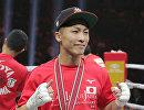 Японский боксер Наоя Иноуэ