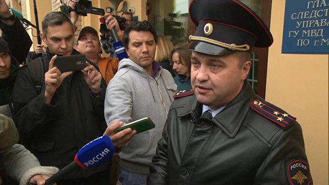 Дело Мамаева и Кокорина: комментарий представителя ГУ МВД России по Москве