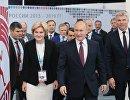 Владимир Путин на форуме Россия - спортивная держава