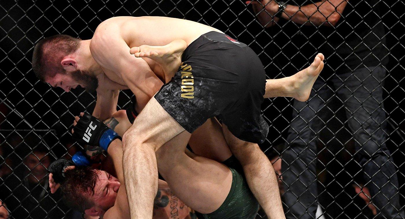 Решение о бое Хабиба Нурмагомедова и контракте с UFC будет принято после 10 декабря