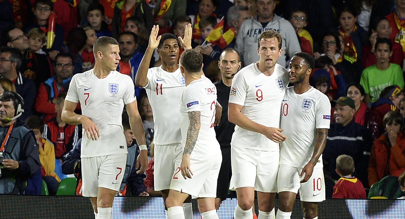 Сборная Англии сыграет с чехами и болгарами в группе А в отборе Евро-2020