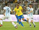 Матч Бразилия - Аргентина