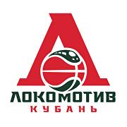 Логотип ПБК Локомотив-Кубань