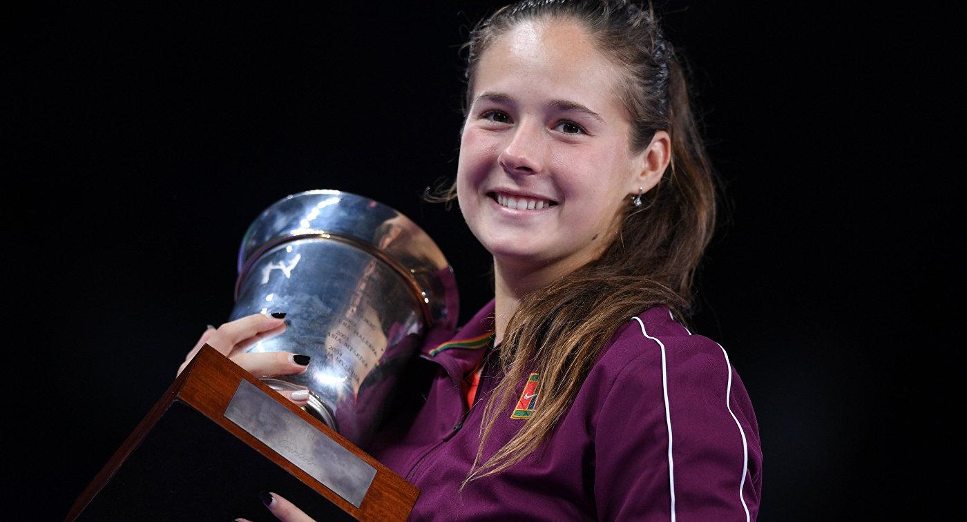 Касаткина сыграет в группе с Киз и Цян Ван на турнире WTA Elite Trophy