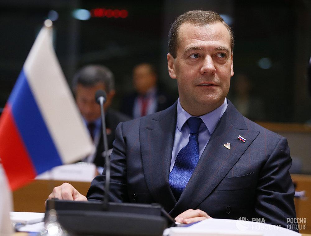 Медведев сообщил о подписании Концепции подготовки спортивного резерва до 2025 года