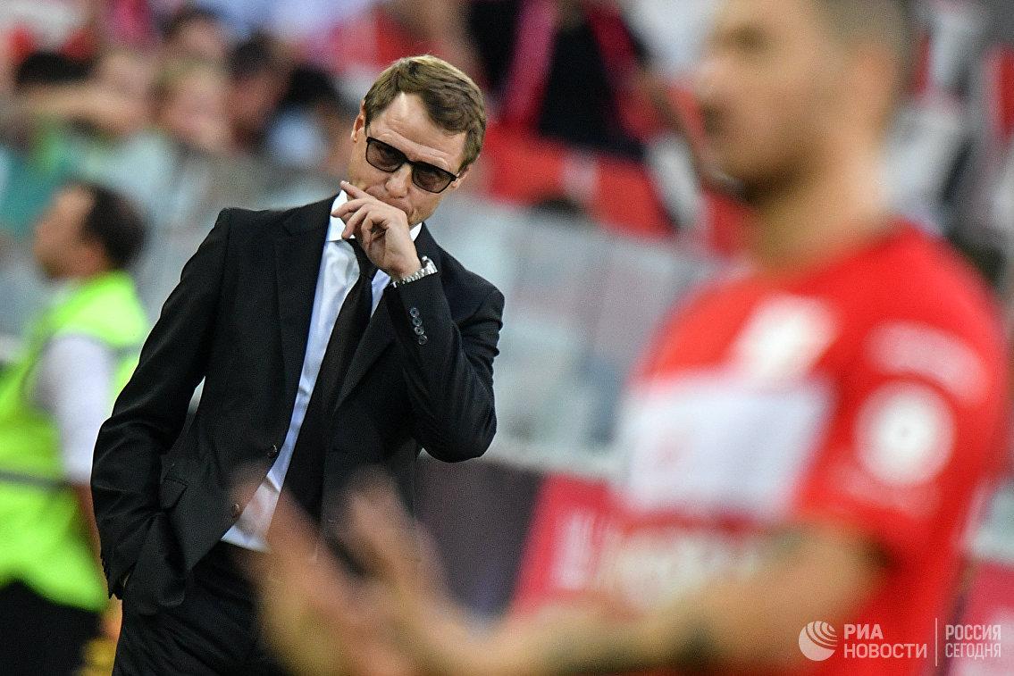 """Кононов о переходе в """"Спартак"""": конкретика будет, когда будут говорить два клуба"""