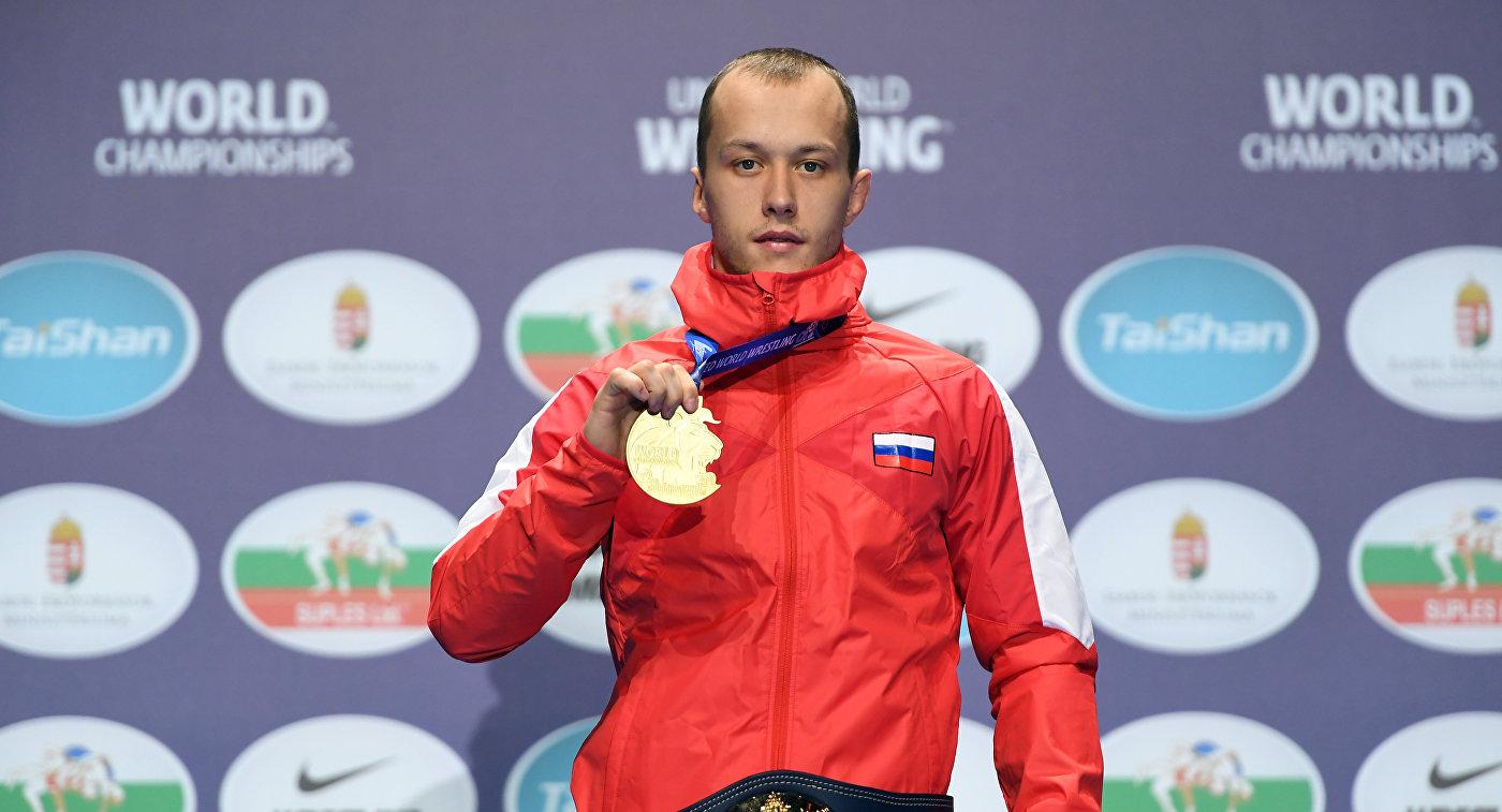 Сборная России выиграла медальный зачет ЧМ в Будапеште