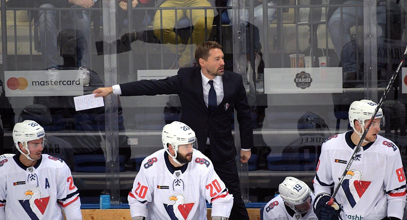 """КХЛ дисквалифицировала руководство """"Слована"""", клуб не может дозаявлять игроков"""