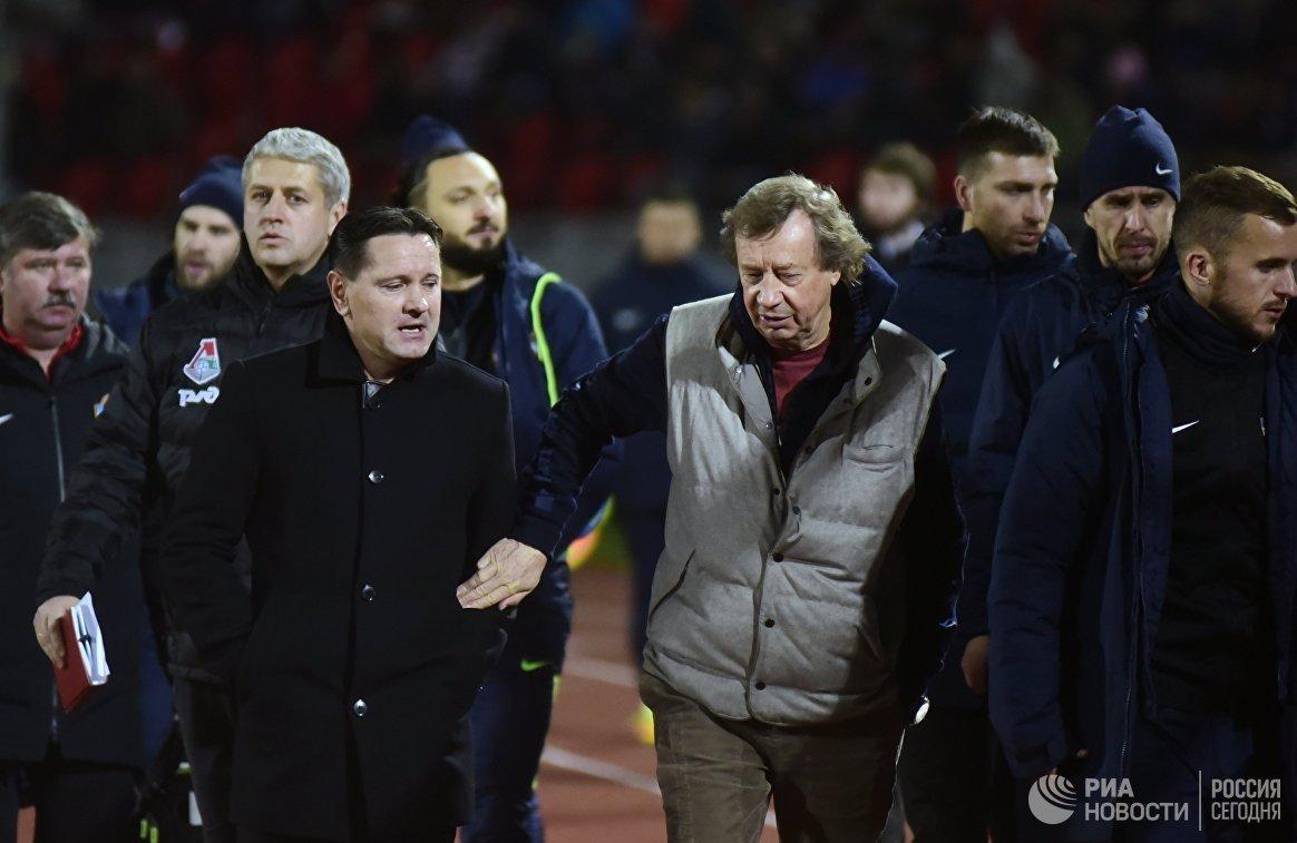 """Семин: Аленичев поставил """"Енисею"""" хорошую игру"""