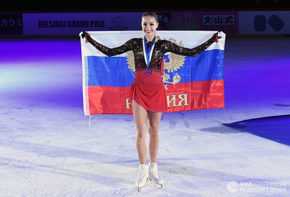 Александр Горшков: Загитовой нелегко нести бремя олимпийской славы