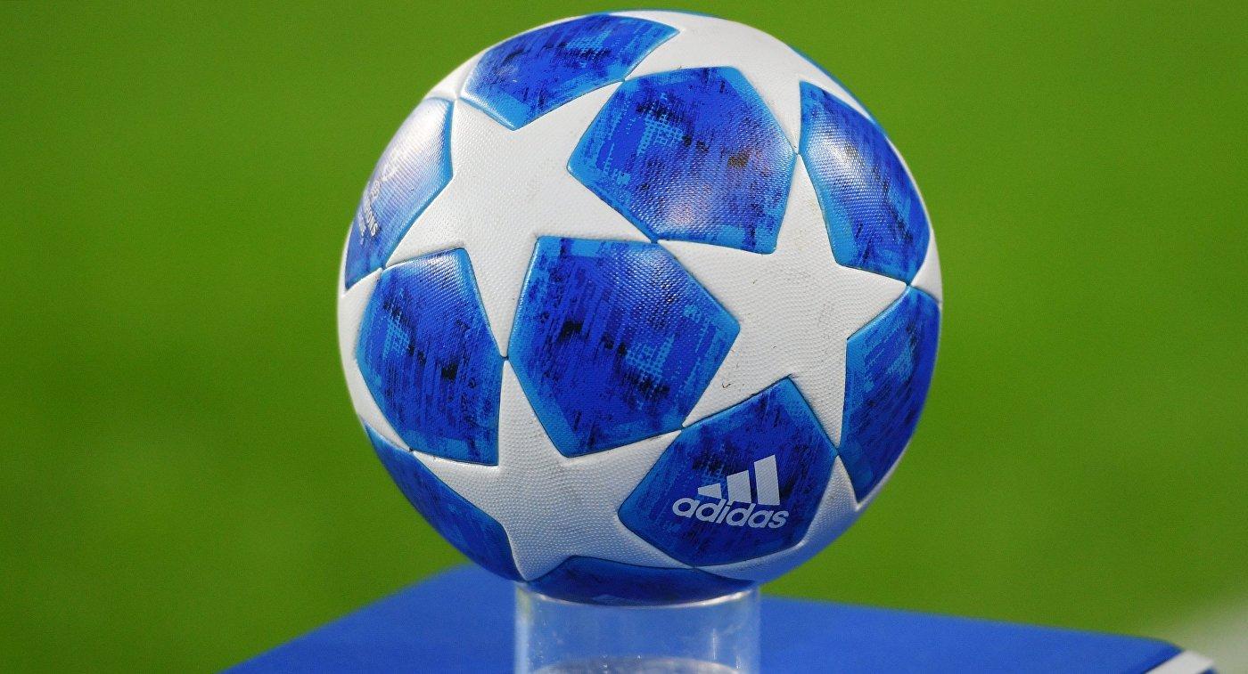 Официальный мяч Лиги Чемпионов УЕФА